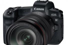 Canon entra en el mercado de las cámaras mirrorless Full Frame con su EOS R