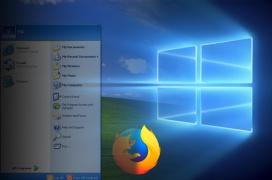 Termina el soporte extendido de Mozilla Firefox en Windows XP