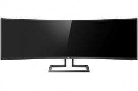 Phillips prepara una pantalla Ultrawide de 49 pulgadas con resolución 5K y 120Hz de frecuencia de refresco