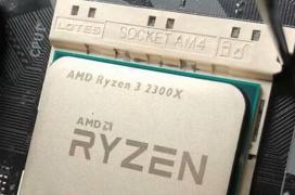 AMD revela sus procesadores Ryzen 3 2300X y Ryzen 5 2500X exclusivos para equipos OEM