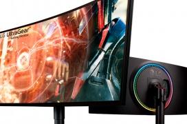 El monitor LG UltraGear 34GK950 con panel Nano-IPS tendrá versiones con FreeSync 2 HDR y G-SYNC
