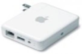 Se pone a la venta el AirPort Express, la esperadísima estación base móvil de Apple