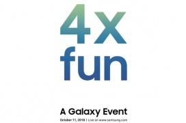 Samsung podría presentar un móvil con cuatro cámaras este 11 de octubre
