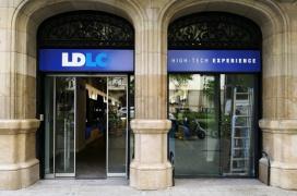 El gigante francés LDLC abre hoy oficialmente en España con su primera tienda en Barcelona