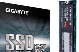 Gigabyte anuncia sus primeros SSD PCIe M.2 con NVMe 1.3 en tres capacidades