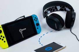 Los auriculares gaming SteelSeries Arctis 3 pueden utilizarse con cable y bluetooth al mismo tiempo