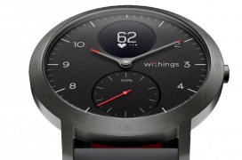 Withings vuelve al mercado de smartwatches con el Steel HR Sport  tras librarse de las garras de Nokia