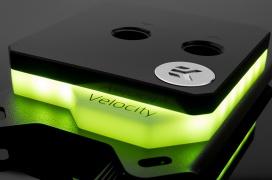 EK desvela sus bloques de refrigeración líquida Velocity de 5ª generación para procesadores Intel y AMD
