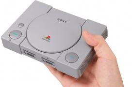 Sony apela a la nostalgia con su PlayStation Classic, una versión reducida de su primera consola por 100 Euros