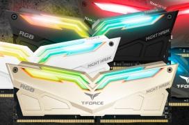 RGB y hasta 4.500 MHz en las nuevas memorias T-FORCE DDR4 de TeamGroup