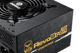 Las fuentes Enermax RevoBron TGA se unen a la TUF Gaming Alliance y llegan con 3 ventiladores adicionales
