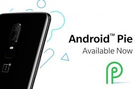 Oneplus comienza hoy las OTA de Android Pie para algunos OnePlus 6