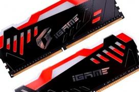 Colorful anuncia sus llamativas memorias DDR4 iGame a 3.200 MHz con RGB
