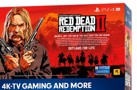 El Red Dead Redemption 2 ocupará 105 GB