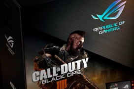 ASUS lanza 8 productos gaming con la temática del Call of Duty: Black Ops 4