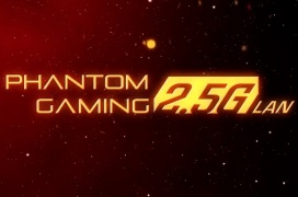 ASRock prepara placas base Phantom Gaming con puertos Ethernet de 2,5 Gbps