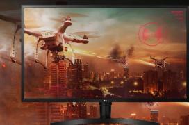 El monitor LG 32UK550-B promete FreeSync y resolución 4K con