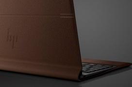 HP combina cuero y aluminio en el convertible Spectre Folio Leather