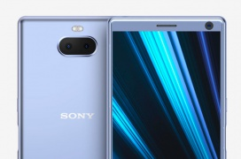 Se filtran renders del Sony Xperia XA3 mostrando su doble cámara trasera y conector jack de 3.5 mm