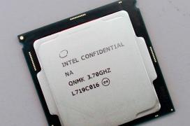 El Intel Core i7-8700K ha aumentado su precio en más de 100€ el último mes