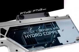 EVGA lanza su arsenal de bloques de refrigeración líquida Hydro Copper para las NVIDIA RTX 2080 y 2080 TI