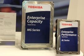 Toshiba estrena nuevo diseño por colores para diferenciar sus líneas de discos duros