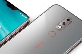 El Nokia 7.1 llega con notch, HDR10 y un Snapdragon 636