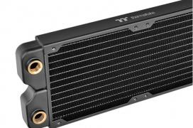 Thermaltake lanza los radiadores slim Pacific C360 y C240 con una mayor densidad de aletas