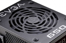 Las EVGA SuperNOVA GM SFX llegan con certificación 80+ GOLD con hasta 650 W en formato SFX