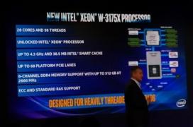 El Intel Xeon W-3175X de 28 núcleos no tendrá el IHS soldado