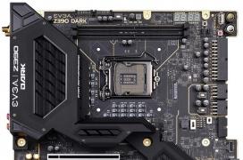EVGA muestra dos placas base de alta gama para el chipset Z390