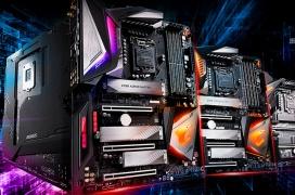 Gigabyte divide en 5 familias su gama de placas base Z390 para Intel Core de 9ª generación