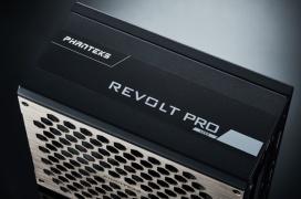 Phanteks presenta sus fuentes de alimentación Revolt Pro para doble sistema o funcionamiento en tándem