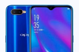 El Oppo K1 llega a la gama media con sensor de huellas en pantalla y sensor delantero de 25 MP para selfies