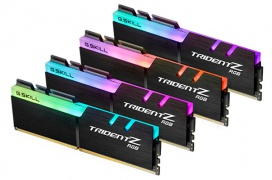G.Skill anuncia kits DDR4 a 4800MHz para las nuevas plataformas Z390
