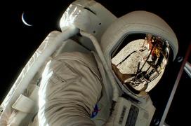 Nvidia muestra las posibilidades del Raytracing en su demo Lunar Landing