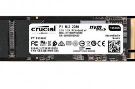 Crucial anuncia el primer SSD NVMe con celdas NAND FLASH QLC para unos precios contenidos