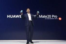Huawei lanza el Mate 20 dotado con el poderoso SoC Kirin 980