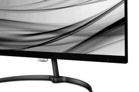 El monitor Philips 276E8VJSB llega con panel 4K a 10-bit y procesamiento interno de 12-bit