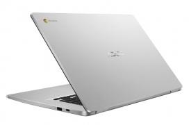 Asus desvela su primer Chromebook de 15 pulgadas con pantalla táctil