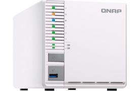 QNAP TS-351, un NAS de tres bahías y dos M.2 NVMe para entornos domésticos