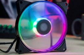 Los ventiladores MasterFan De Cooler Master se ponen al día con iluminación ARGB