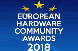 Desvelados los ganadores de los European Hardware Community Awards 2018