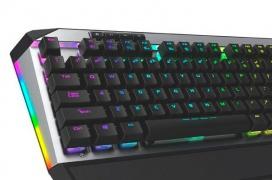 El teclado mecánico Patriot Viper V765 RGB es el primero en incorporar los interruptores Kailh White Box DIP