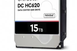 Western Digital amplía hasta los 15 TB la capacidad de sus HDD empresariales Ultrastar DC HC620