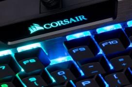Llegan dos versiones de perfil bajo del teclado mecánico Corsair K70 RGB MK.2 Low Profile