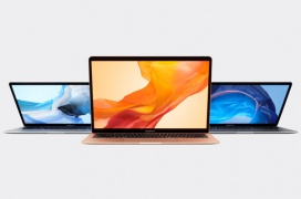 Apple presenta su nuevo MacBook Air con procesador Intel de octava generación y pantalla Retina