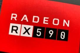 La AMD Radeon RX 590 a 12 nanómetros rendirá entre un 10-15% más que las RX 580