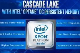 Los procesadores Intel Xeon Cascade Lake alcanzan los 48 núcleos y 12 canales DDR4