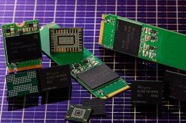 SK Hynix lanza los primeros chips de memoria NAND Flash 4D de 96 capas del mercado